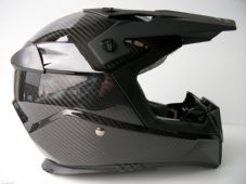 STEALTH CARBON HELMET